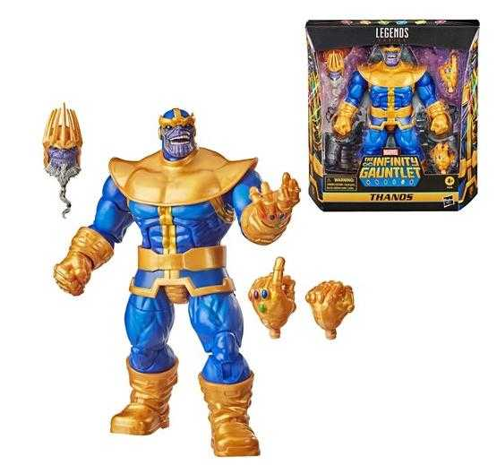 Marvel Legends Series 6 Inch Thanos Actionfigur