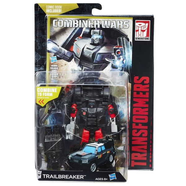 TRANSFORMERS GENERATIONS COMBINER WARS TRAILBREAKER ACTIONFIGUR