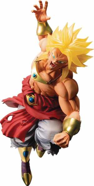 DRAGON BALL SUPER SAIYAN BROLY 94 ICHIBAN STATUE