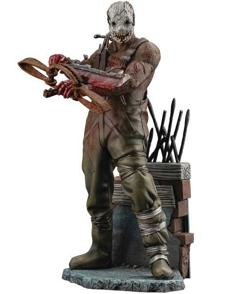 VORBESTELLUNG ! DEAD BY DAYLIGHT THE TRAPPER PVC STATUE