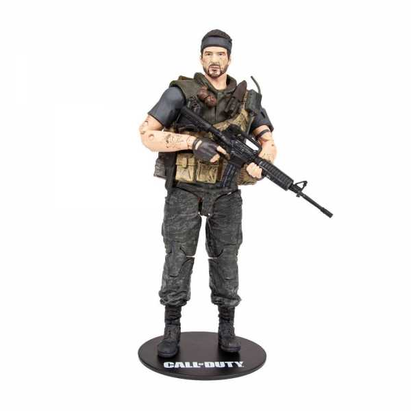 CALL OF DUTY BLACK OPS 4 FRANK WOODS 15 cm ACTIONFIGUR