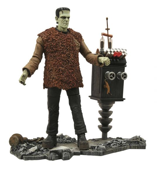 UNIVERSAL MONSTERS SON OF FRANKENSTEIN 18CM ACTIONFIGUR