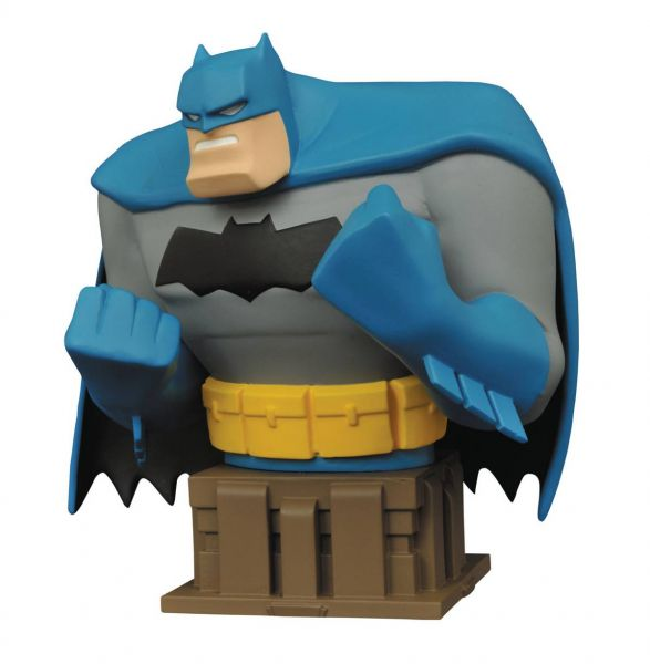 BATMAN ANIMATED SERIES DARK KNIGHT BÜSTE