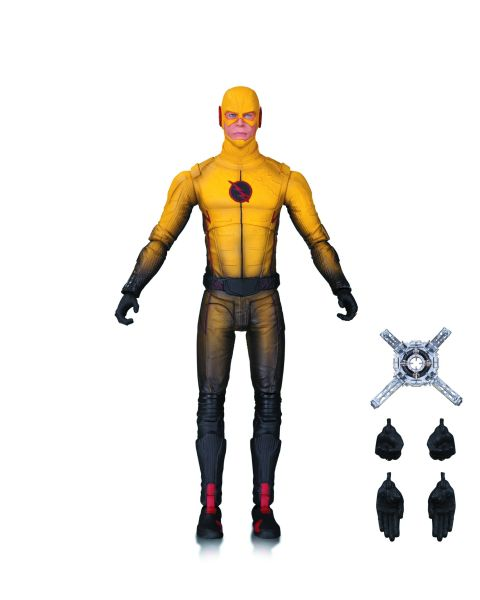 FLASH TV REVERSE FLASH ACTIONFIGUR