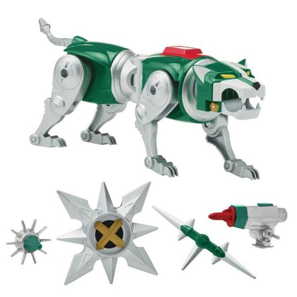 VOLTRON CLASSIC GREEN LION ACTIONFIGUR