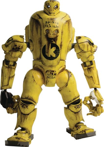 3A EVENFALL T.O.T.E.M THUG K STRIKER YELLOW 1/6 ACTIONFIGUR
