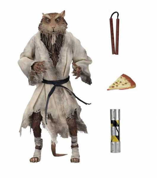 Teenage Mutant Ninja Turtles Splinter Actionfigur