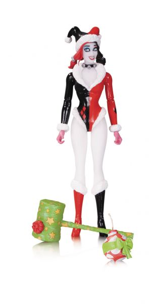 DESIGNER SERIES CONNER HOLIDAY HARLEY QUINN ACTIONFIGUR