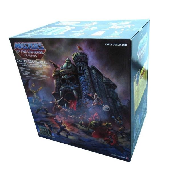 Masters of the Universe® Castle Grayskull