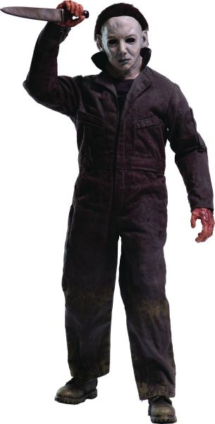 HALLOWEEN 6 CURSE OF MICHAEL MYERS 1/6 SCALE ACTIONFIGUR