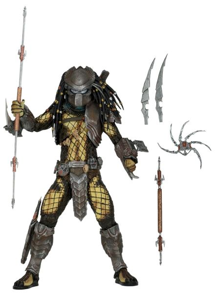 ALIEN VS. PREDATOR SERIES 15 TEMPLE GUARD PREDATOR ACTIONFIGUR