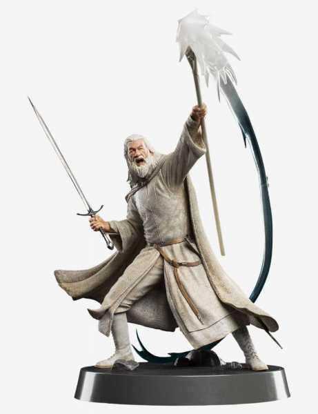 VORBESTELLUNG ! Der Herr der Ringe Figures of Fandom Gandalf der Graue 23 cm PVC Statue