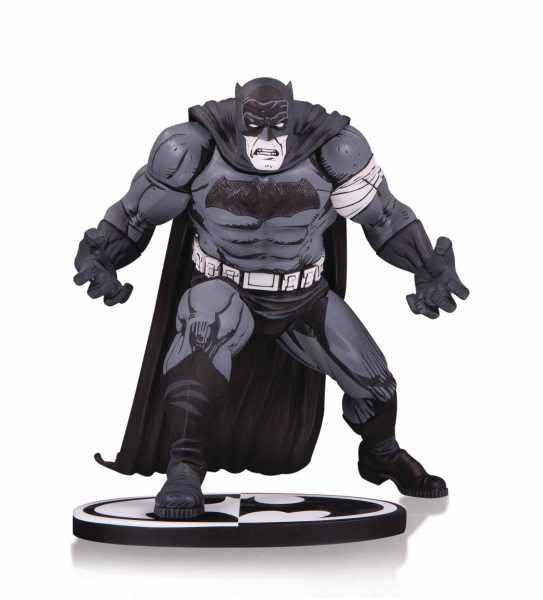 BATMAN BLACK & WHITE BATMAN STATUE BY KLAUS JANSON