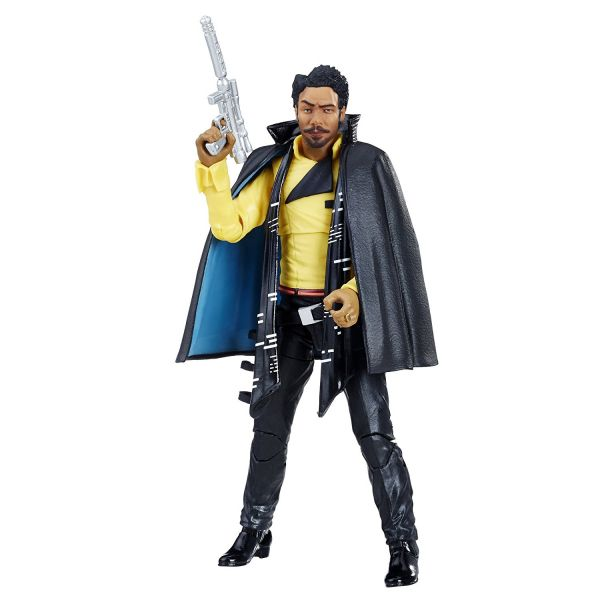 Star Wars Black Series Lando Calrissian (Solo) Actionfigur