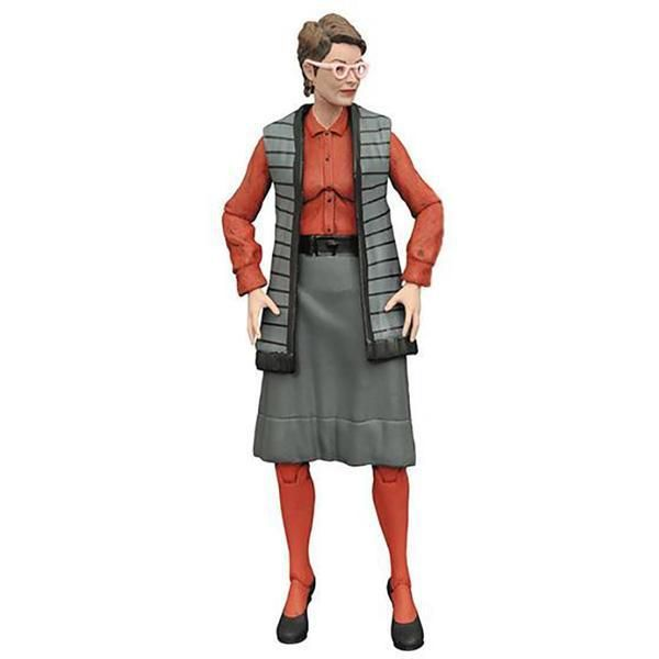 GHOSTBUSTERS SELECT JANINE Actionfigur
