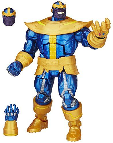 MARVEL LEGENDS THANOS WALMART EXCLUSIVE ACTIONFIGUR