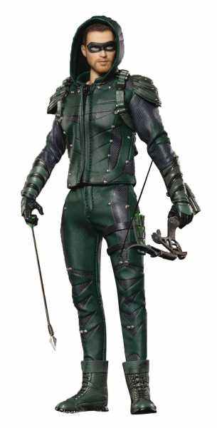 DC TV GREEN ARROW 1/8 ACTIONFIGUR