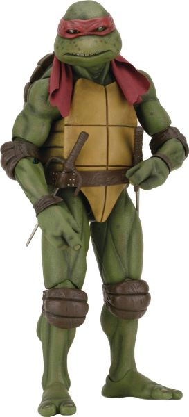 TEENAGE MUTANT NINJA TURTLES RAPHAEL 1/4 SCALE ACTIONFIGUR