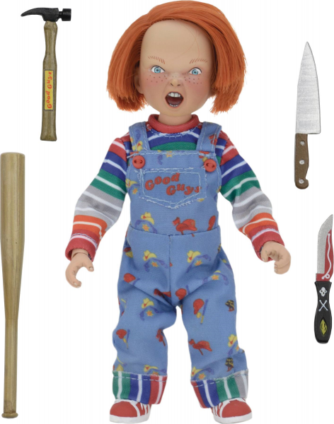 CHILDS PLAY CHUCKY 14 cm RETRO ACTIONFIGUR