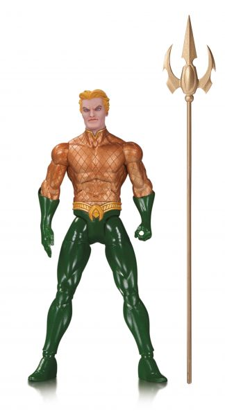 DC COMICS DESIGNER SERIES CAPULLO AQUAMAN ACTIONFIGUR