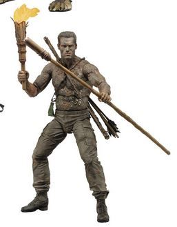PREDATOR 30TH ANNIVERSARY JUNGLE DISGUISE DUTCH 17,5 cm ACTIONFIGUR