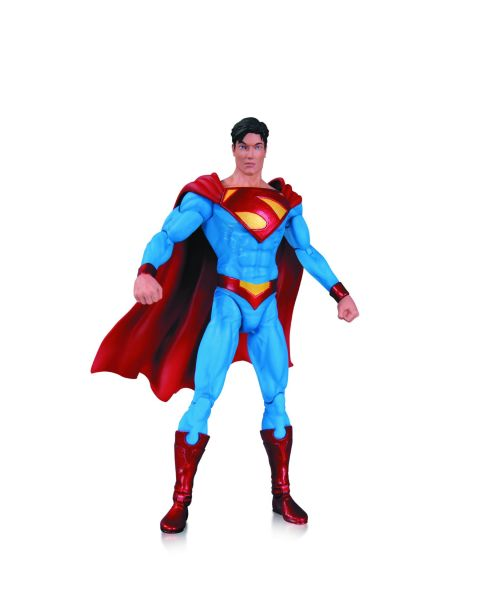 DC COMICS NEW 52 EARTH 2 SUPERMAN ACTIONFIGUR