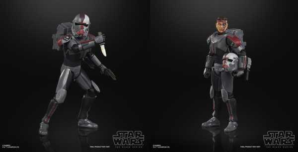 VORBESTELLUNG ! Star Wars The Black Series Bad Batch Clone Hunter 6 Inch Actionfigur