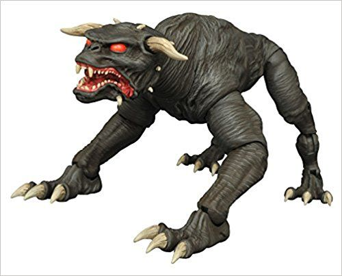 GHOSTBUSTERS SELECT SERIES 5 TERROR DOG ACTIONFIGUR