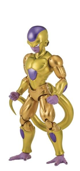DRAGON BALL SUPER DRAGON STARS GOLDEN FRIEZA ACTIONFIGUR