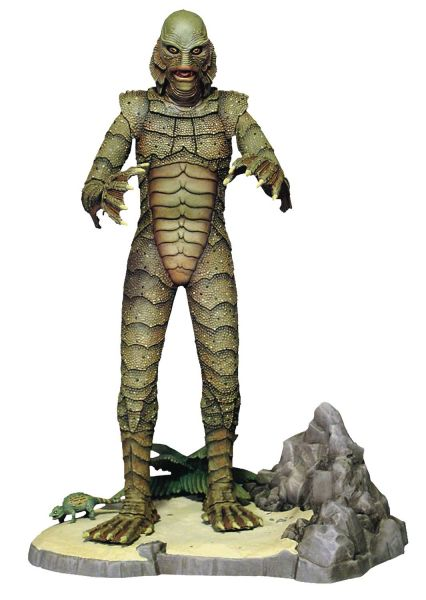 CREATURE FROM THE BLACK LAGOON 1/8 MODELLBAUSATZ