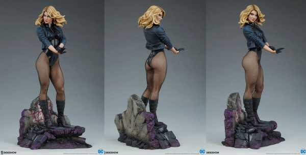 VORBESTELLUNG ! DC Comics Black Canary 55 cm Premium Format Statue