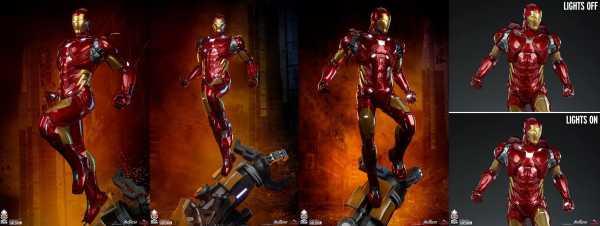 AUF ANFRAGE ! Marvel's Avengers 1/3 Iron Man 90 cm Statue
