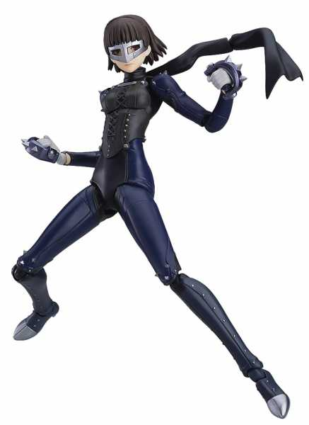 PERSONA 5 QUEEN FIGMA ACTIONFIGUR