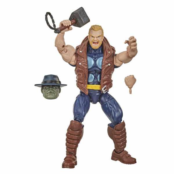 Avengers Marvel Legends 6 Inch Thunderstrike Actionfigur