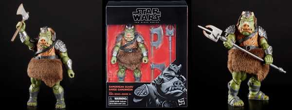 Star Wars The Black Series Gamorrean Guard 6 Inch Actionfigur Exclusive