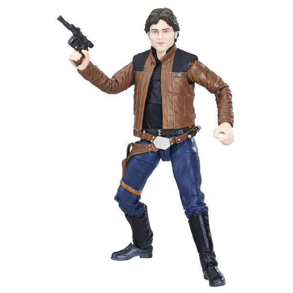 Star Wars The Black Series Han Solo (Solo) Actionfigur