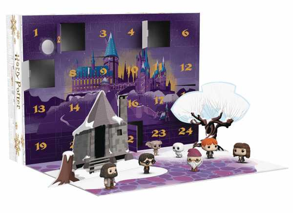 POCKET POP HARRY POTTER ADVENTSKALENDER