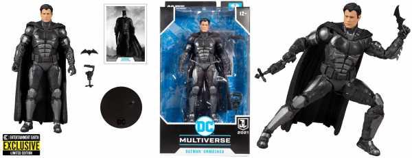 VORBESTELLUNG ! DC Justice League Movie Batman (Bruce Wayne) 18 cm Actionfigur Exclusive