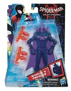 SPIDER-MAN SPIDER-VERSE 15 cm PROWLER ACTIONFIGUR