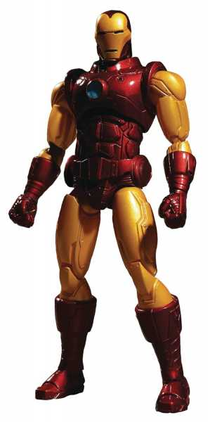ONE-12 COLLECTIVE MARVEL IRON MAN ACTIONFIGUR