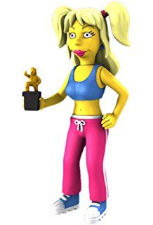 Britney Spears - Simpsons 25th Anniversary 5""