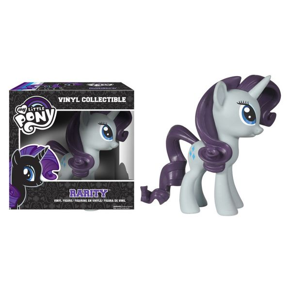 MY LITTLE PONY RARITY VINYL FIGUR