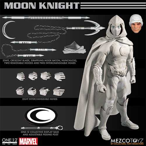 ONE-12 COLLECTIVE MARVEL MOON KNIGHT ACTIONFIGUR