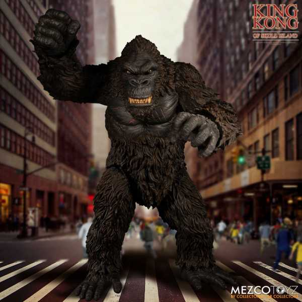 ULTIMATE KING KONG OF SKULL ISLAND 18 INCH ACTIONFIGUR