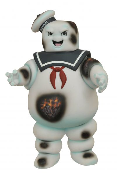 GHOSTBUSTERS BURNT STAY PUFT SPARDOSE