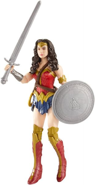BATMAN VS SUPERMAN 15cm WONDER WOMAN ACTIONFIGUR