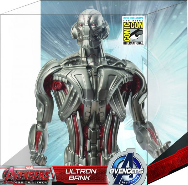 SDCC 2016 AVENGERS AGE OF ULTRON ULTRON SPARDOSE