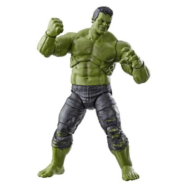 Hulk Build-a-Figure (BAF) Marvel Legends