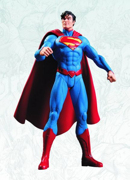 JUSTICE LEAGUE THE NEW 52 SUPERMAN ACTIONFIGUR