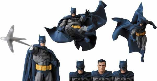 DC COMICS BATMAN HUSH MAFEX ACTIONFIGUR